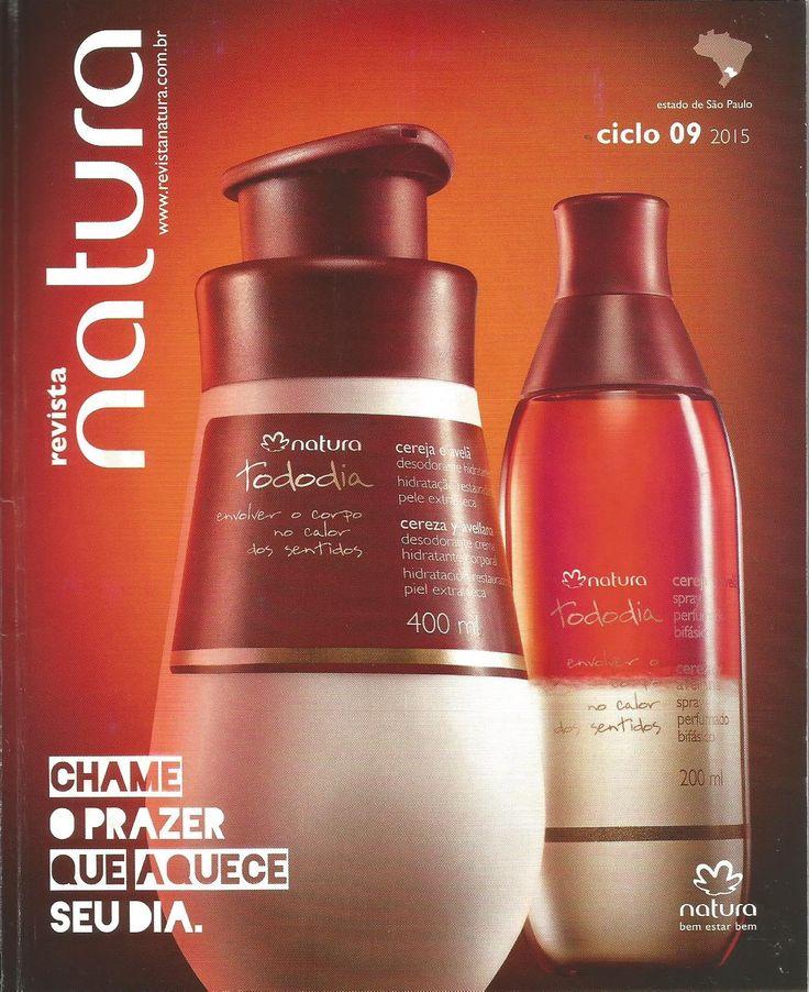 Revista Natura Ciclo 9 2015 São Paulo
