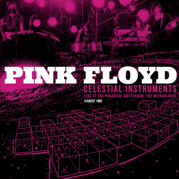 Pink Floyd - Celestial Instruments_ Live At The Paradiso - Amsterdam, The Netherlands