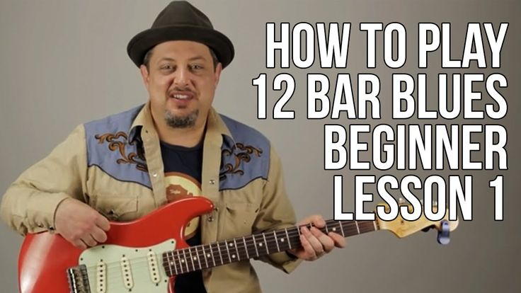 Your first blues solo (Beginners guide on how to improvise ...