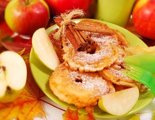 Apfelradln Rezept