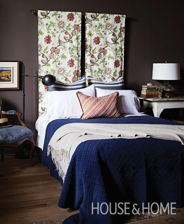 10 Dark Bedroom Walls: 10 Cozy Dark Rooms That Make A Case For Moody Walls