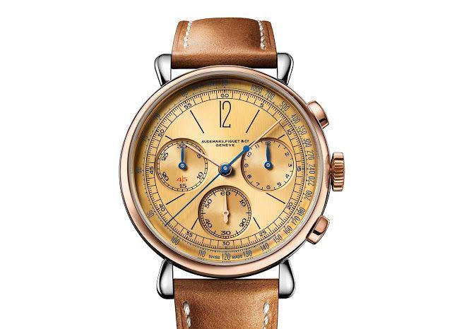 Audemars Piguet [Re]master01 Selfwinding Chronograph 40