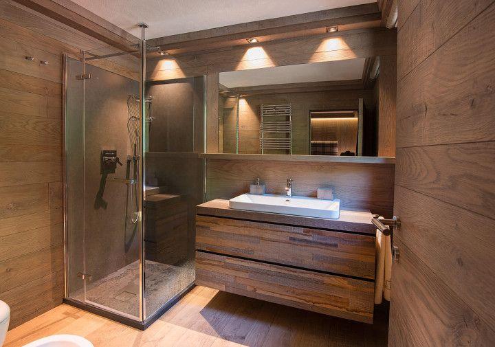 Image Result For European Chalet Modern Bathroom Euro Style   Badezimmer  Chalet Stil