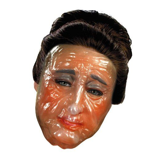 Transparent Old Women Mask: Clothing    | Zombie Infested World  | Shop Halloween Costumes | Horror Costumes | Scary masks | zombie infested world | www.zombieinfeste... #halloween #zombies #costumes #masks #pranks #texaschainsaw #scarycostumes #halloween #halloweencostumes #womenscostumes #horrorcostumes #Holidays #Holidayparties #oldwomanmask #menscostumes #kidscostumes #transparent_Mask http://www.zombieinfestedworld.com/halloween-masks-for-sale-online.html