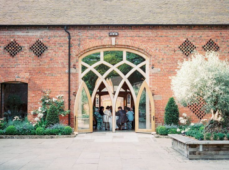 Theresa Furey Photography | Rustic Wedding at Shustoke Farm Barn
