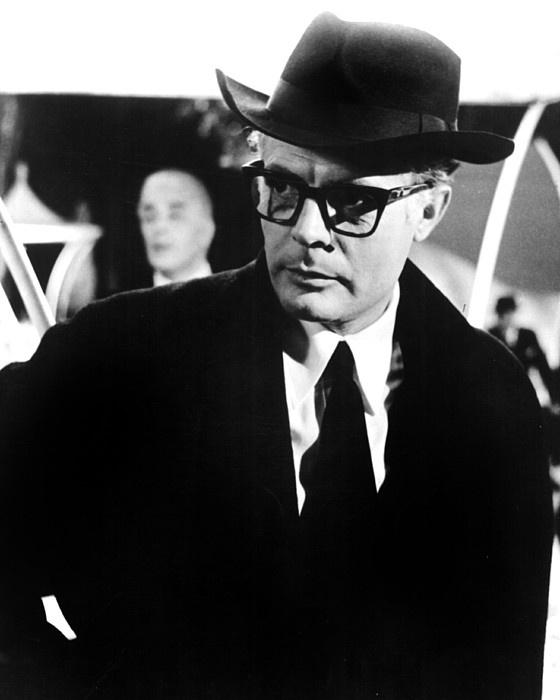 Marcello Mastroianni, 1963