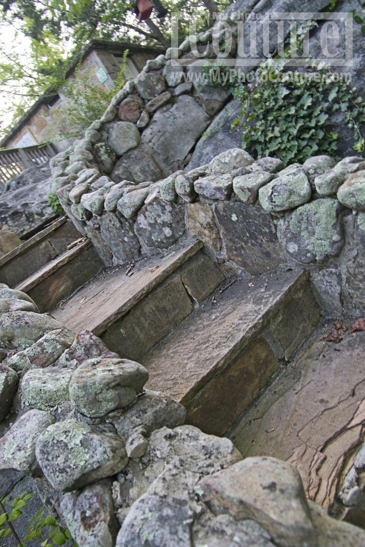 Rock Steps: 25+ Beautiful Stone Stairs Ideas On Pinterest