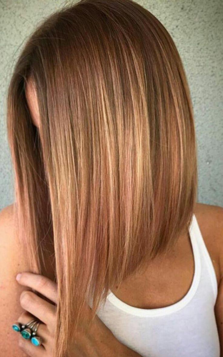 t t - #longbob   hairstyles in 2019   haarschnitt ideen