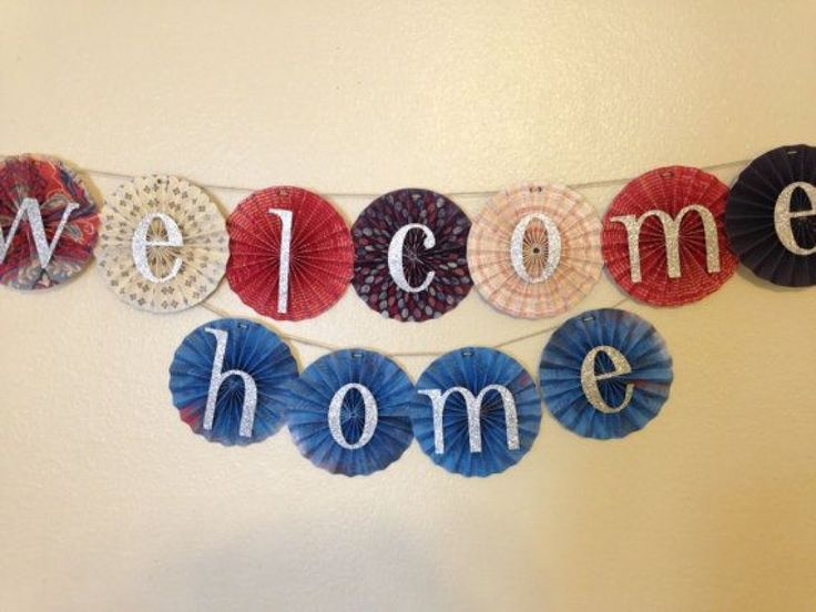 Welcome Home Decoration Ideas Welcome Home Decorations Party Ideas ...