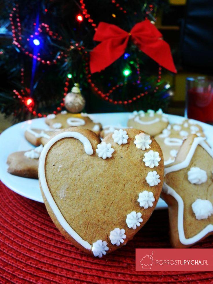 Najlepsze świąteczne pierniczki z lukrem! :) Koniecznie je zróbcie na Wigilię!