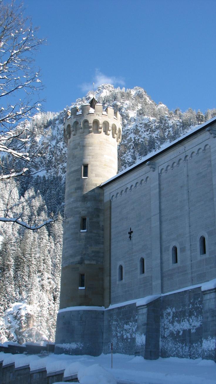 Neuschwanstein Castle, Germany repinned by www.BlickeDeeler.de