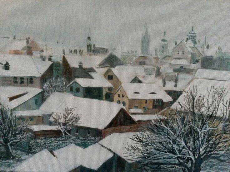 Iarna la Sibiu