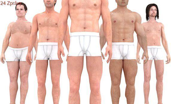 Ideální mužské tělo? Takhle se proměnilo za posledních 150 let