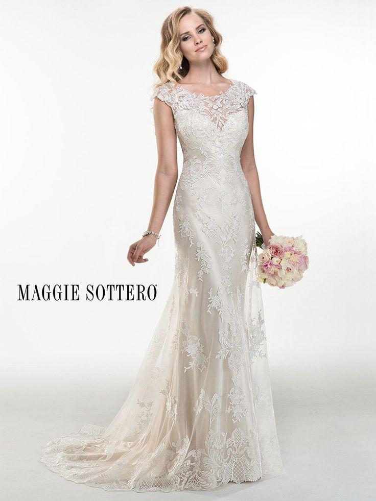 Vintage Wedding Dresses Maggie Sottero : 31 best maggie sottero. images on pinterest
