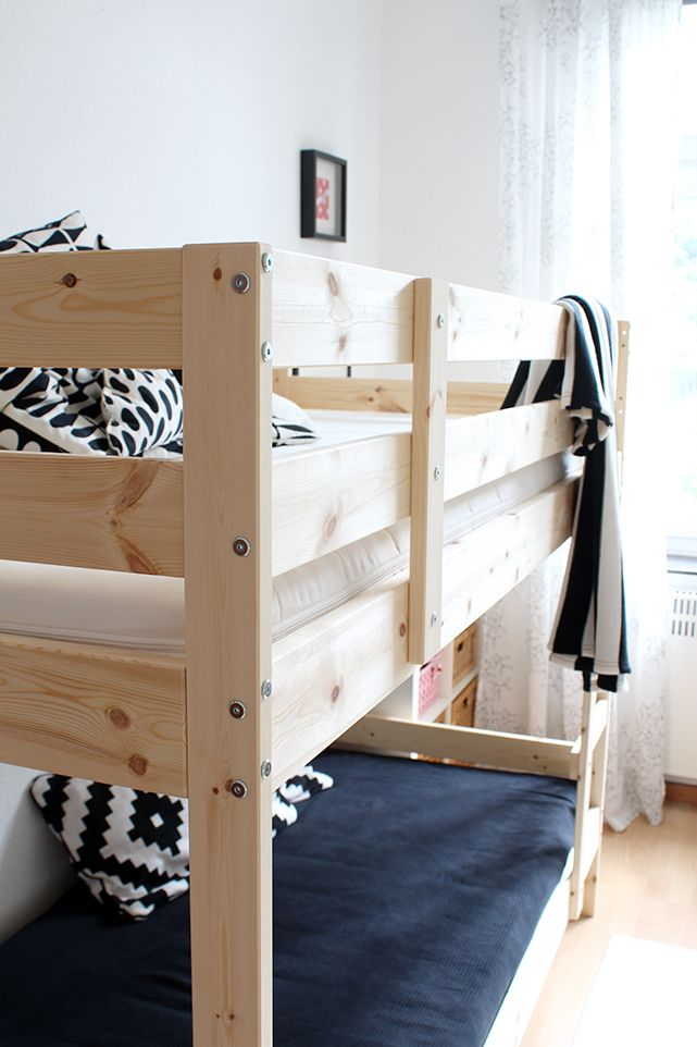 7 best images about mydal bed ikea on pinterest kid boy - Ikea letto mydal ...