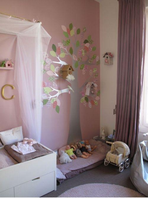 Dormitorios infantiles para niñas