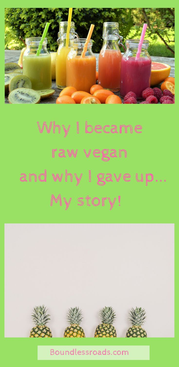 positive affects of the raw food diet