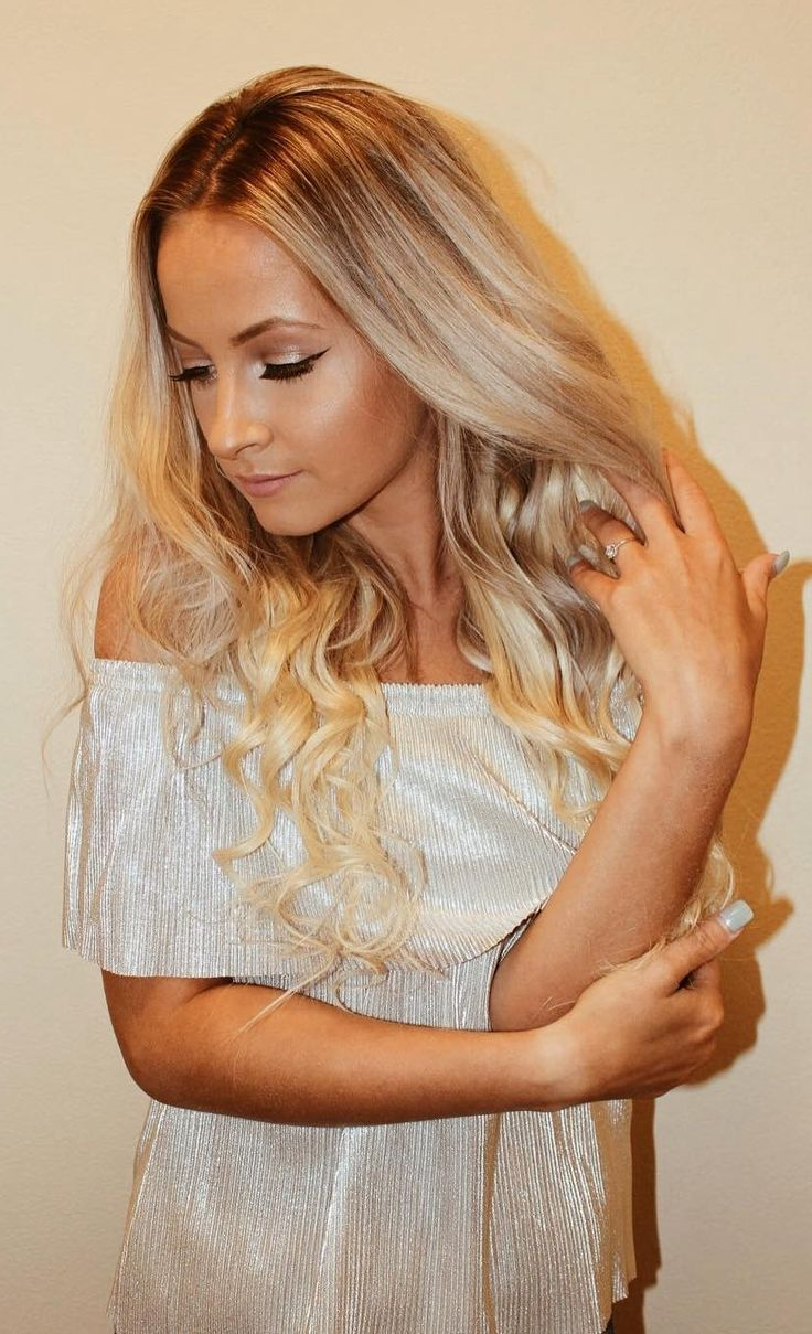 13 best s noilite hair extensions review images on pinterest 2999 curly hairstyle from rodicavoznyak she got ash blonde snoilite hair extensions styled pmusecretfo Choice Image