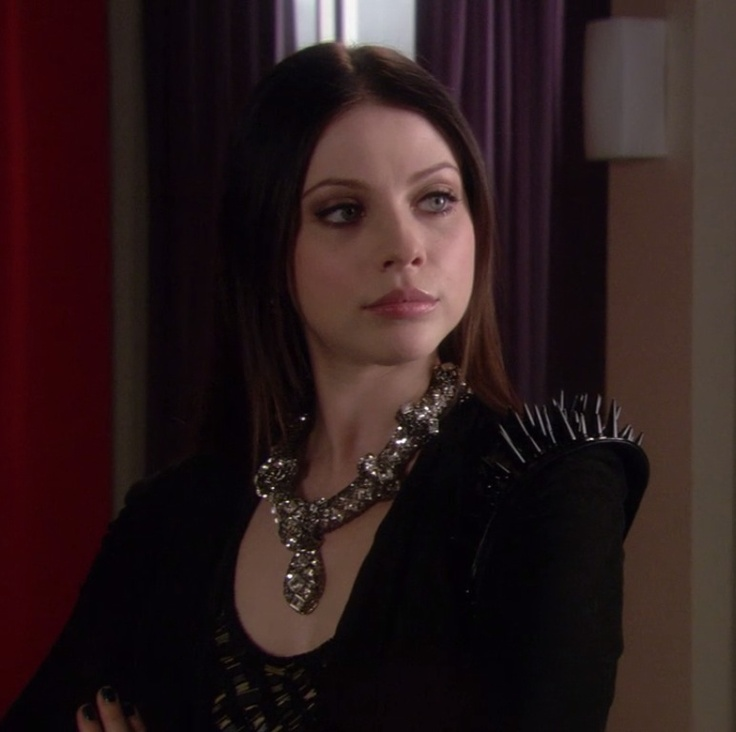 Gossip Girl : Georgina Sparks. That outfit took my breath away!