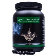 Natura Vitalis, Schwarzkümmelöl mit orientalischen Kräutern, 1250 Kapseln  Neu bei uns im Shop.