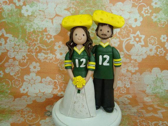 How Cute Is This Green Bay Packers Fans Customized