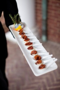 Perfect appetizer presentation! Using this for Christmas