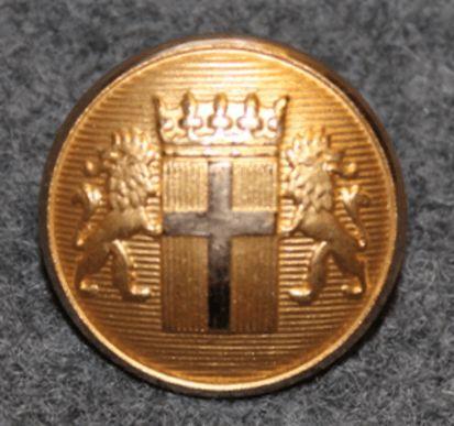 Linjeflyg AB, Swedish Airlines company, 20mm gilt