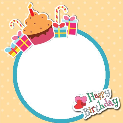 Happy Birthday Cake With Name Photo Frame Download Birthday Cake