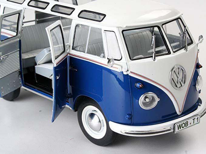 Revell 07399 Volkswagen T1 SAMBA BUS 1:24 07399
