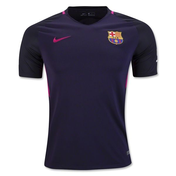 Barcelona Jersey 2016-17 Away Soccer Shirt