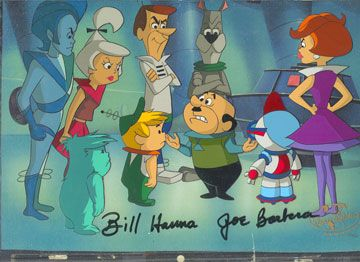 The jetsons vintage tv the jetsons favorite cartoon character