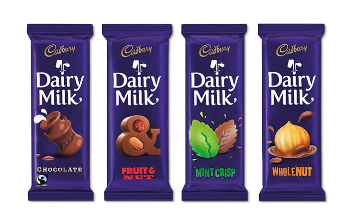 Pearlfisher have created a new brand world for Cadbury Dairy Milk that spans…