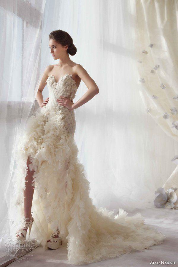 Awesome  AlfredAngelo Draped Surplice Bodice Signature WeddingDress This designer wedding dress features a sweetheart