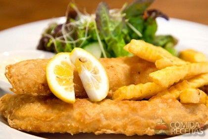 Receita de Filés de peixe à milanesa em receitas de peixes, veja essa e outras receitas aqui!