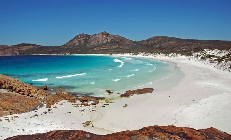 Cape Le Grande Beaches, Australia    Beaches in the Cape Le Grande include Lucky Bay, Rossiter Bay, Hellfire Bay, Le Grande Beach, and Thistle Cove.