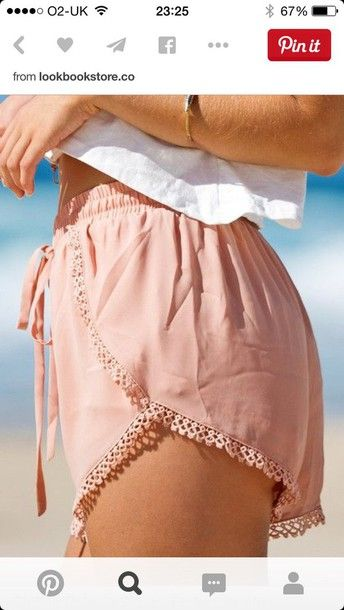 shorts style fashion summer outfits