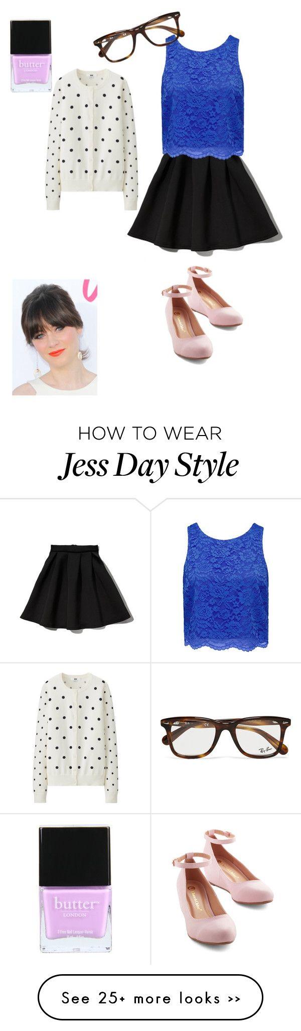 """""""Jess Day~ New Girl"""" by jennaestarn on Polyvore"""