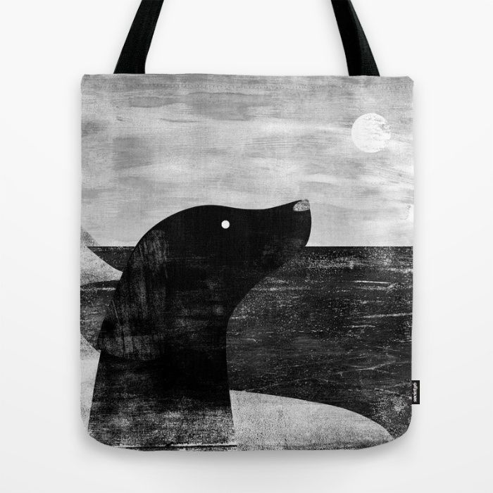 The sea Tote Bag by Inmyfantasia