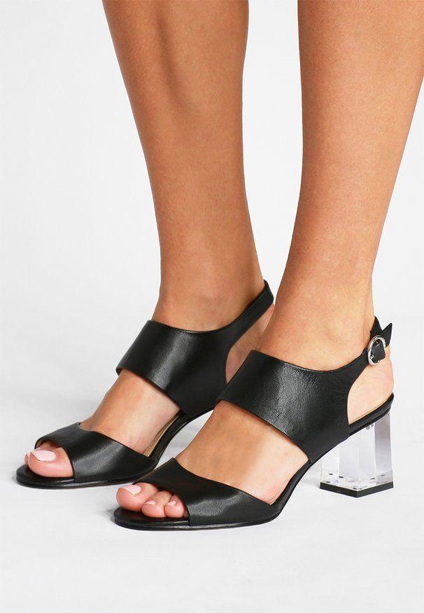 STERLING - Sandaler   sandaletter - black  355a1e970f5d3
