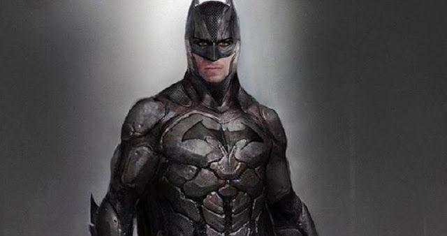 Batman  debutó en las películas de DC el año pasado en Batman v Superman: Dawn of Justice , donde l...