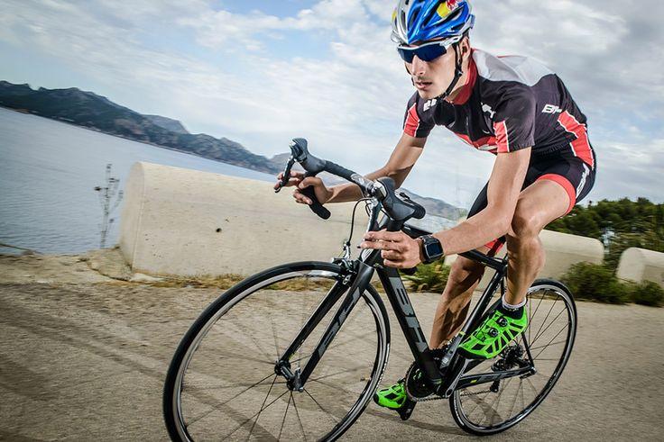 Mario Mola  bh bikes
