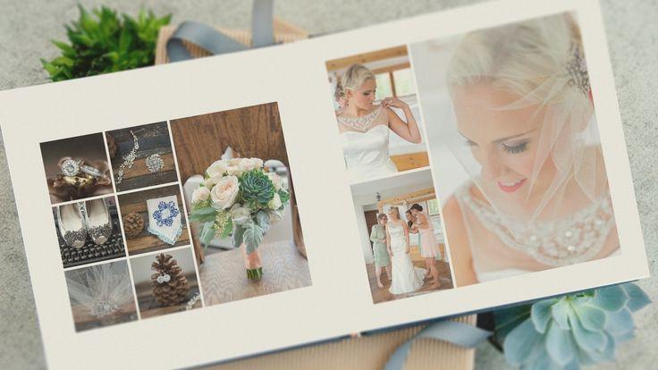 Album Design - Wedding Photo Book by Photo Stories