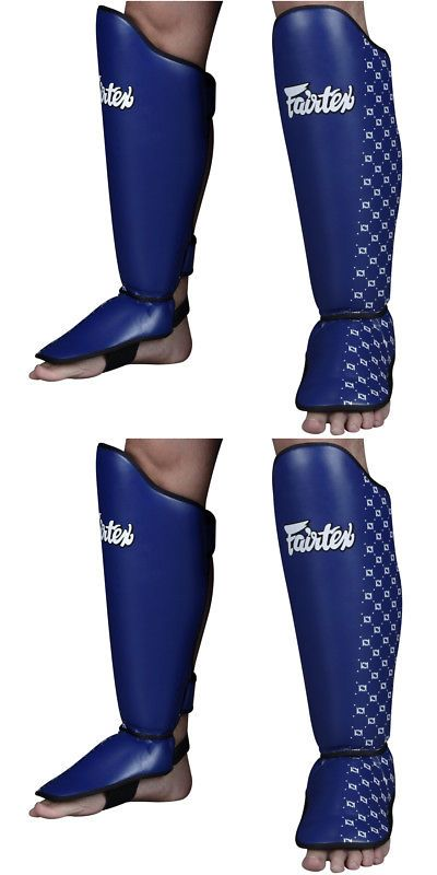 Strike Pads and Mitts 179789: Fairtex Traditional Muay Thai Shin Guards -> BUY IT NOW ONLY: $79.99 on eBay!