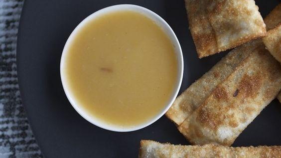 Sauce aigre-douce aux prunes | Cuisine futée, parents pressés
