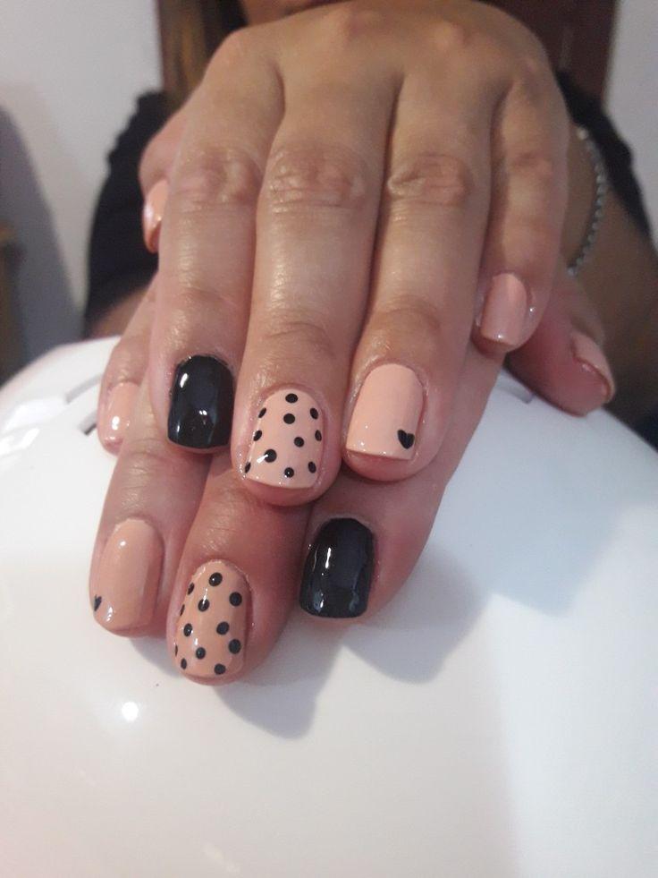 Esmaltado semipermanente - Nail Art - Uñas decoradas ...