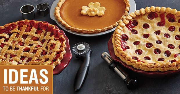 Thanksgiving Recipe Tips - The Pampered Chef®