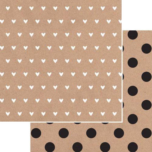 Scrapbook.papír KC/Mix&MatchCollection/Tiny Hearts
