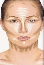 melenas cortas cara redonda buscar con google make up pinterest beauty 101 contours and makeup