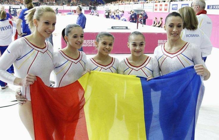 Hai Romania! Hai fetele!