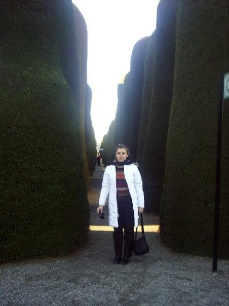 Punta Arenas, Chile: CEMETERY OF PUNTA ARENAS, IS INCREDIBLE IN THE WAY THAT CUT OR PRUNE THE TREES? ME DIJIERON QUE ES BY THE WIND, ALREADY SO NOT THE DISTORTS